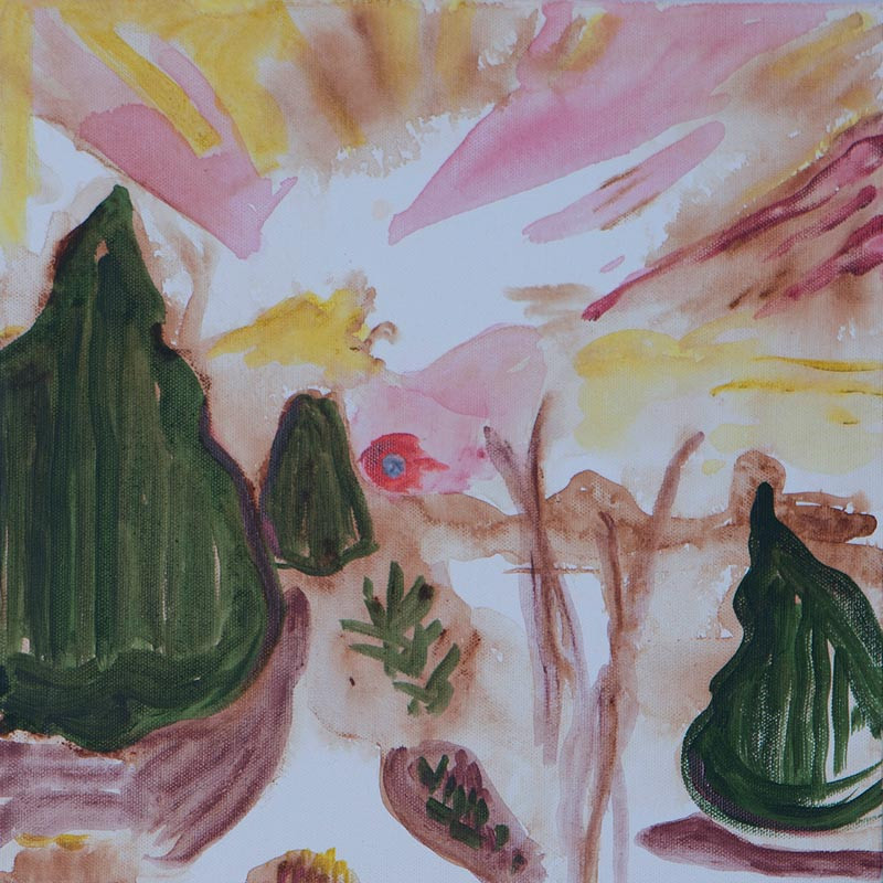Garden of the Gods - Artists in Frederick and Baltimore MD- Contemporary and Figurative Art
